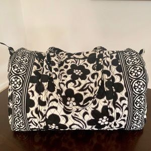 Vera Bradley Night and Day Large Duffle Bag
